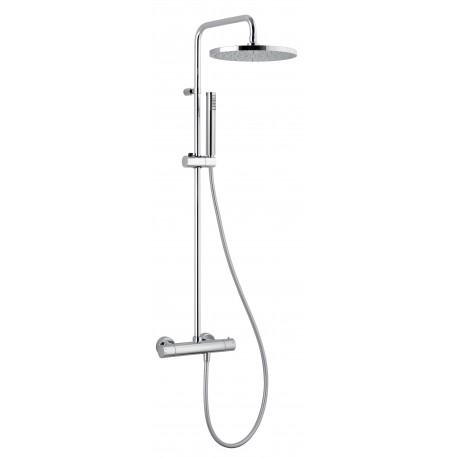 Colonne de douche thermostatique - Marque ALPI - Modèle Design