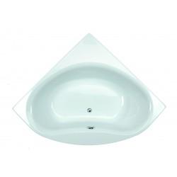 Baignoire rectangle modèle FLORIA 2  cm en TOPLAX de - marque AQUARINE