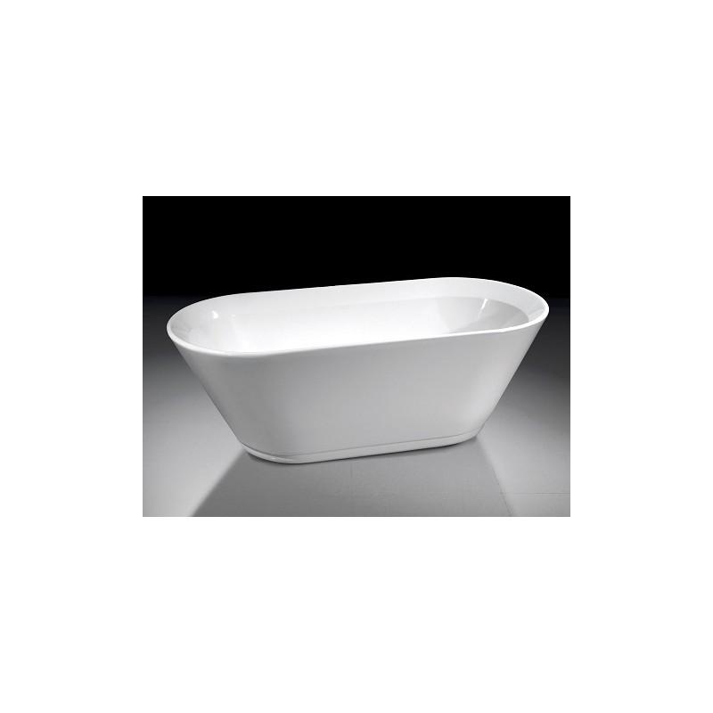 Baignoire toplax cuvette suspendue smolito porcelaine Baignoire marque