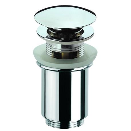 Siphon complet en laiton chromé pour lavabo de marque GRANDSIR