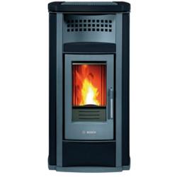 [DESTOCKAGE] Poêle à granulés Bosch Stove 51 noir flamme verte 5 étoiles