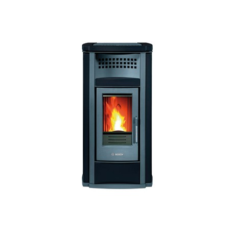 destockage po le granul s bosch stove 51 noir flamme verte 5 toiles atd home. Black Bedroom Furniture Sets. Home Design Ideas