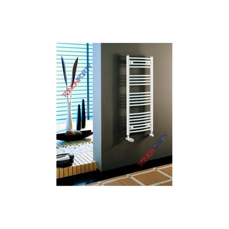 radiateur s che serviettes eau chaude de marque tonon mod le florence cintre 178 5 x 50 x 5 1. Black Bedroom Furniture Sets. Home Design Ideas