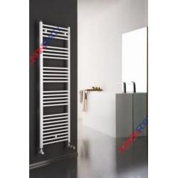 Radiateur sèche-serviette à eau chaude - Marque Tonon - Modèle Florence Droit 178,5 x 60 x 3 cm